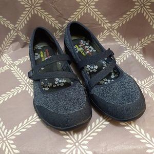 Skechers Relaxed Fit Memory Foam Shoes